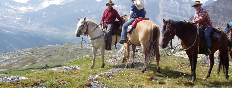 Alberta Rockies Trail Riding