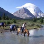 horse rental bc