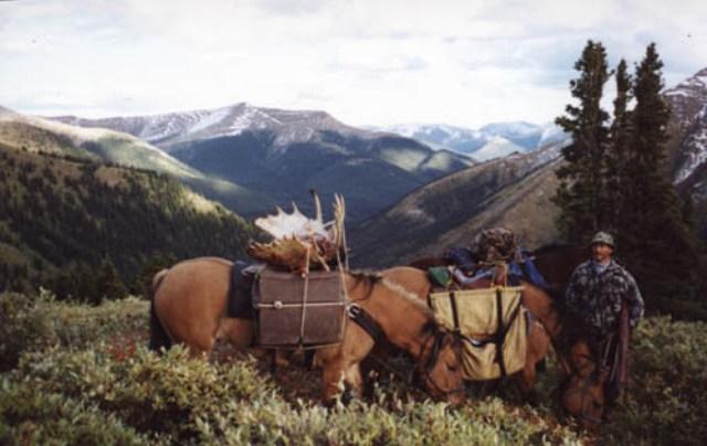 Pack Rental Hunting Gallery