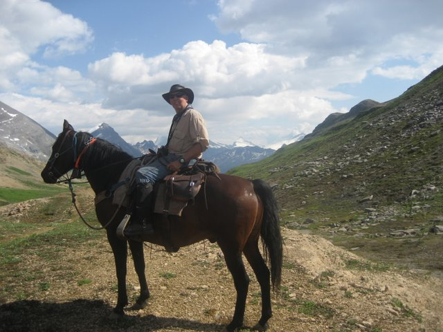 Trail Riding the Canadian Rockies